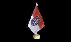 Germany Hesse Table Flag