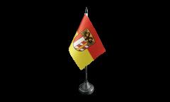Germany Swabia Table Flag