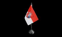 Germany Bamberg Table Flag