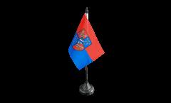 Germany Berchtesgaden Table Flag