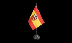 Germany Bonn Table Flag