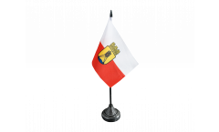 Germany Cuxhaven Table Flag