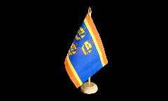 Germany Eiderstedt Table Flag