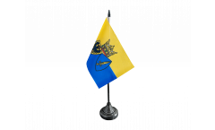 Germany Essen Table Flag - 3.95 x 5.9 inch