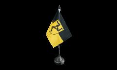 Germany Füssen Table Flag - 3.95 x 5.9 inch