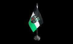 Germany Gelsenkirchen Table Flag