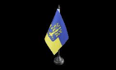 Germany Hagen Table Flag - 3.95 x 5.9 inch