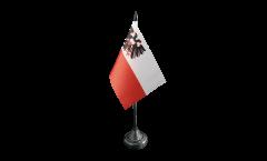 Germany Lübeck Table Flag