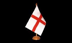 England St. George Table Flag