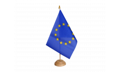 European Union EU Table Flag