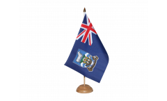 Falkland Islands Table Flag