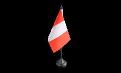 France Beauvais Table Flag - 3.95 x 5.9 inch