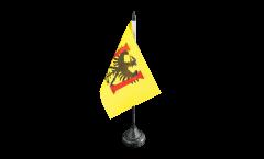 France Besançon Table Flag - 3.95 x 5.9 inch