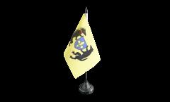 France Blois Table Flag - 3.95 x 5.9 inch