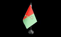 France Colmar Table Flag - 3.95 x 5.9 inch