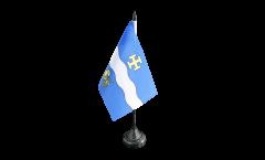 France Créteil Table Flag - 3.95 x 5.9 inch