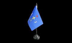 France Digne-les-Bains Table Flag - 3.95 x 5.9 inch