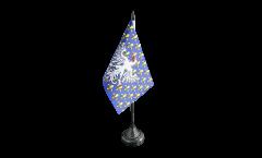 France Le Puy-en-Velay Table Flag - 3.95 x 5.9 inch