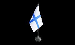France Marseille Table Flag - 3.95 x 5.9 inch