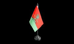 France Nîmes Table Flag - 3.95 x 5.9 inch