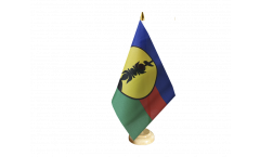 France New Caledonia Kanaky Table Flag