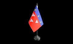 France Orléans Table Flag - 3.95 x 5.9 inch
