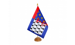 France Pay de la Loire Table Flag