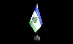 France Privas Table Flag - 3.95 x 5.9 inch