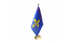 France Provence Table Flag