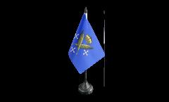 France Saint-Étienne Table Flag - 3.95 x 5.9 inch