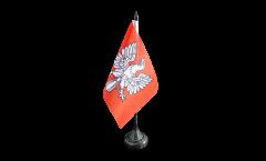 France Tarentaise Table Flag - 3.95 x 5.9 inch