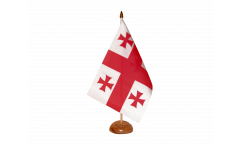 Georgia Table Flag