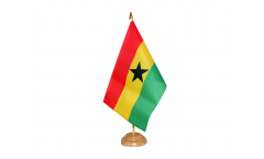 Ghana Table Flag