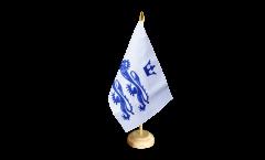 Great Britain Berkshire Table Flag