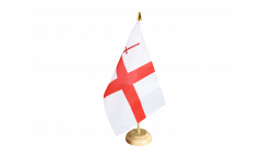 Great Britain London Table Flag