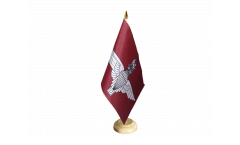 Great Britain Parachute Regiment Table Flag