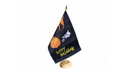 Happy Halloween 4 Table Flag - 5.9 x 8.65 inch