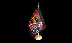 Happy Halloween 5 Table Flag