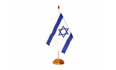 Israel Table Flag