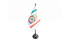 Italy Apulia Table Flag - 3.95 x 5.9 inch