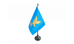 Italy Fiuli-Venezia Giulia Table Flag