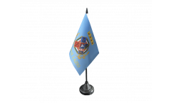 Italy Lazio Table Flag - 3.95 x 5.9 inch