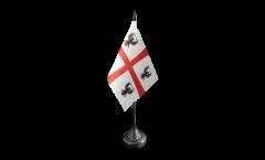 Italy Duchy of Mantua 1575-1707 Table Flag - 3.95 x 5.9 inch