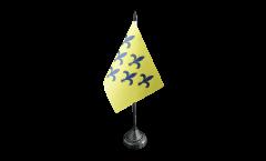 Italy Duchy of Parma 1545-1860 Table Flag