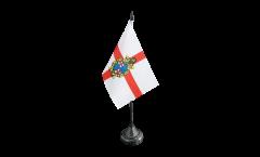 Italy Bologna Table Flag