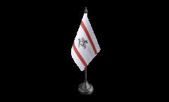 Italy Tuscany Table Flag