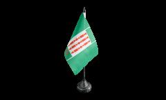 Italy Umbria Table Flag
