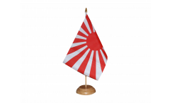 Japan war  Table Flag