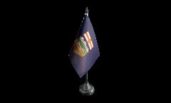 Canada Alberta Table Flag