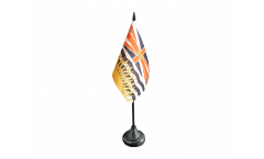 Canada British Columbia Table Flag - 3.95 x 5.9 inch